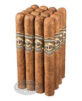 Alec Bradley Plantation Blend Toro Habano Bundle 16