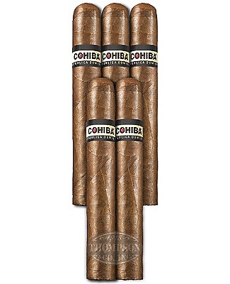 Cohiba Red Dot Robusto Cameroon 5 Pack