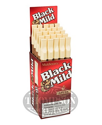 Black & Mild Cigarillo Natural Apple