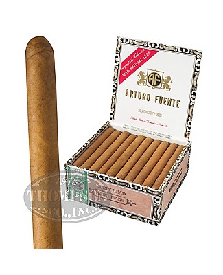 Arturo Fuente Curly Head Natural Lonsdale