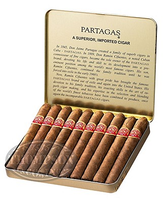 Partagas Puritos Cameroon Cigarillo