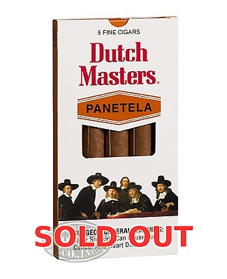 Dutch Masters Panetela Natural