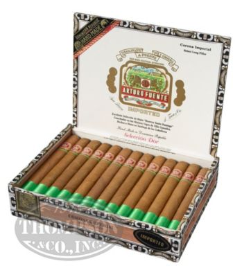 Arturo Fuente Seleccion D'oro Select Privada #1 Connecticut