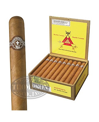 Montecristo Double Corona Connecticut