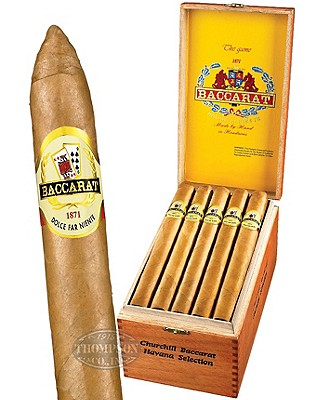 Baccarat Belicoso Connecticut