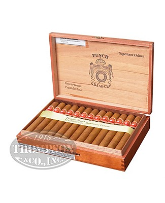 Punch Gran Cru Robusto Connecticut