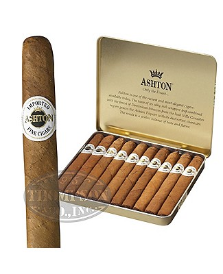 Ashton Classic Esquire Connecticut Cigarillo