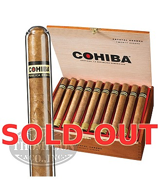 Cohiba Crystal Cameroon Corona Plus Cohiba Torch Lighter