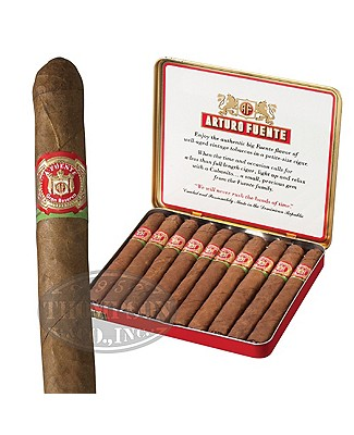 Arturo Fuente Cubanitos Cigarillo Natural