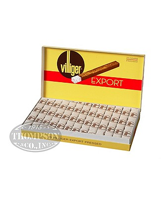 Villiger Export Mild 2-Fer Natural Cigarillo