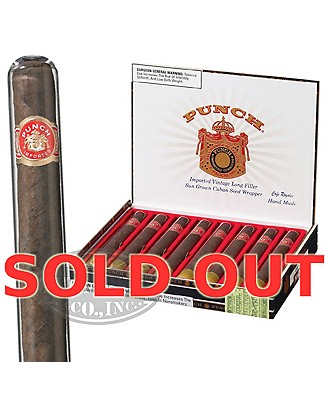 Punch Cafe Royal Maduro Lonsdale