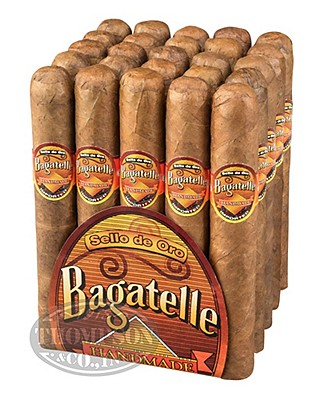 Bagatelle Robusto Natural