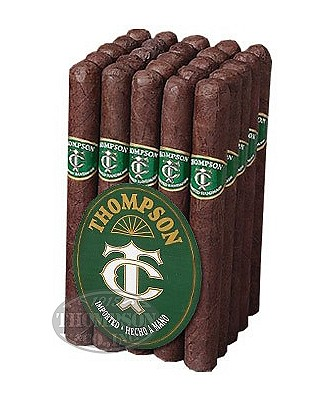 Thompson Uniques Robusto Maduro