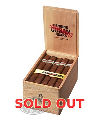 Counterfeit Cubans Robusto EMS