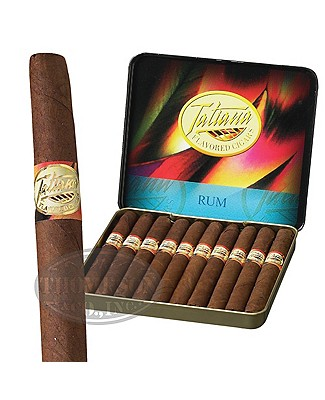 Tatiana Cigarillo Natural Rum