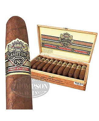 Ashton VSG Enchantment Sun Grown Perfecto