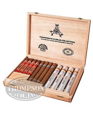 12 Cigar Selection Sampler