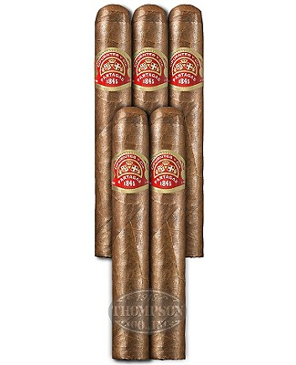Partagas Naturales Cameroon Robusto 5 Pack