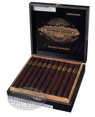 Sancho Panza Double Maduro Alicante Maduro Box Pressed