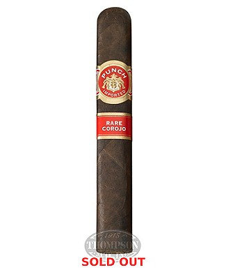 Punch Rare Corojo Double Corona Corojo Single Cigar