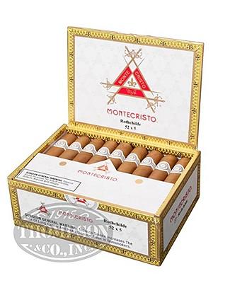 Montecristo White Label Especiale No. 1 Connecticut Lonsdale