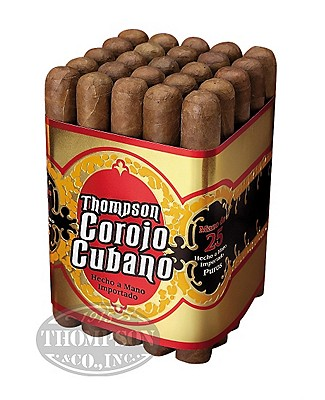 Thompson Corojo Cubano Torpedo Corojo