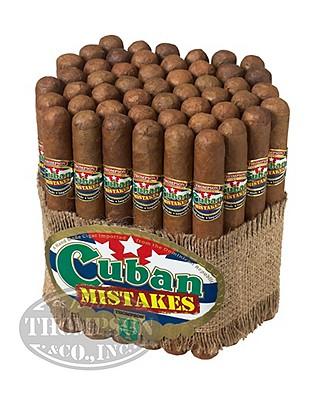 Cuban Mistakes Double Corona Sumatra 5pk