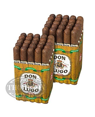 Don Lugo Natural Torpedo 2-Fer - 50 Cigars