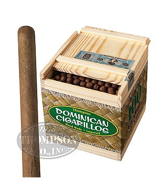 Dominican Box Pressed Grande Natural Cigarillo