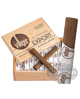 Villiger Export Natural Cigarillo