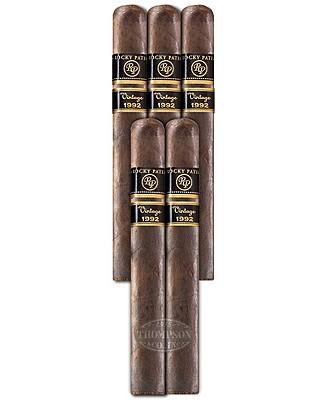 Rocky Patel Vintage 1992 Churchill Sumatra 5 Pack