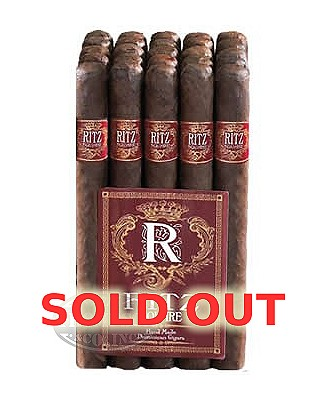Ritz Square 2-Fer Maduro Churchill