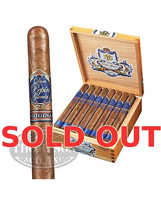 Don Pepin Garcia Blue Label Invictos Corojo Robusto