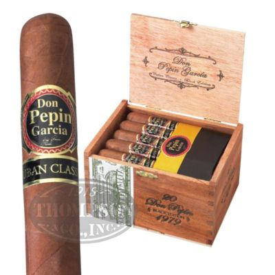 Don Pepin Garcia Black Label 1979 Habano Robusto