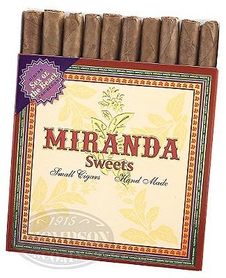 Miranda Sweets Sex On The Beach Mini Cigarillo Sumatra