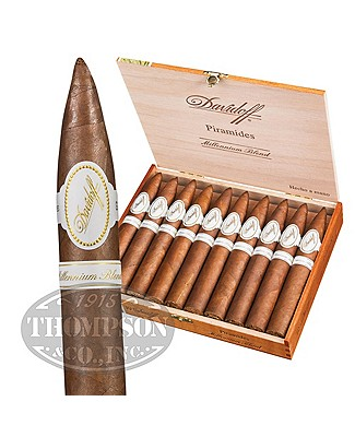 Davidoff Millennium Blend Sun Grown Piramide