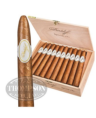 Davidoff Special Series T Connecticut Pyramid