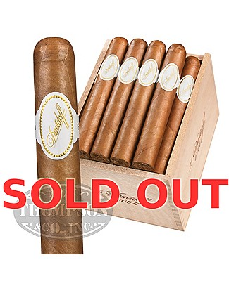 Davidoff Thousand Series 1000 Connecticut Panetela
