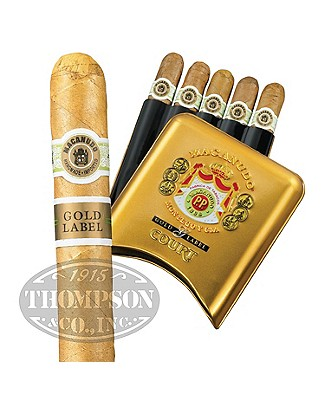 Macanudo Gold Label Court Connecticut Small Panetela