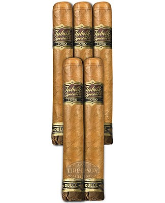 Tabak Especial Tabak Especial ' Robusto Connecticut Infused