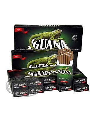 Iguana Little Cigars 3-Fer Natural Filtered Full