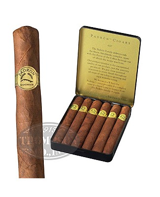 Padron Corticos Natural Cigarillo Single Tin