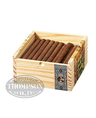 Dominican Box Pressed Grande Natural Cigarillo