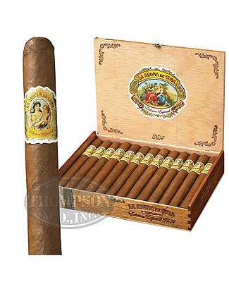La Aroma De Cuba Edicion Especial No. 4 Natural Churchill