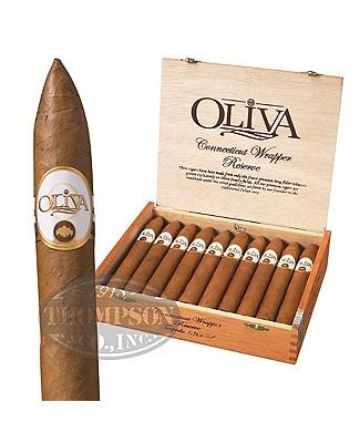 Oliva Connecticut Reserve Torpedo Connecticut