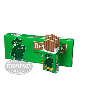 Remington Filtered Menth Natural Filtered Menthol Menthol