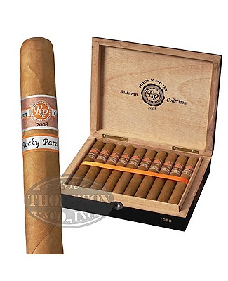 Rocky Patel Autumn Collection Toro Connecticut