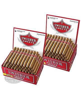 Swisher Sweets Perfecto Natural Sweet 2-Fer