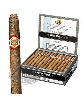 Garcia y Vega Miniature Natural Cigarillo
