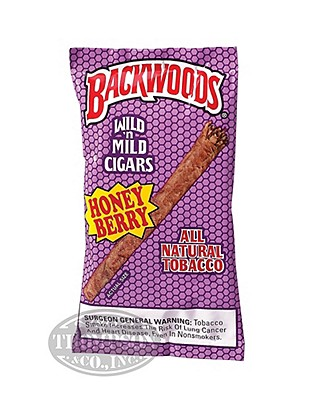 Backwoods Cigarillo Maduro Honey Berry